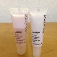 Testando:: Tratamento para os lábios Mary Kay