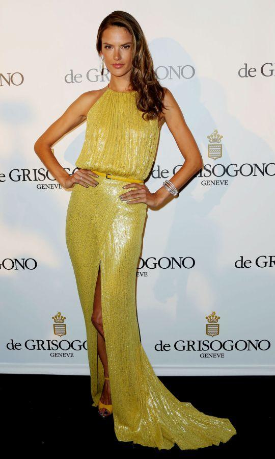 vestido Elie Saab