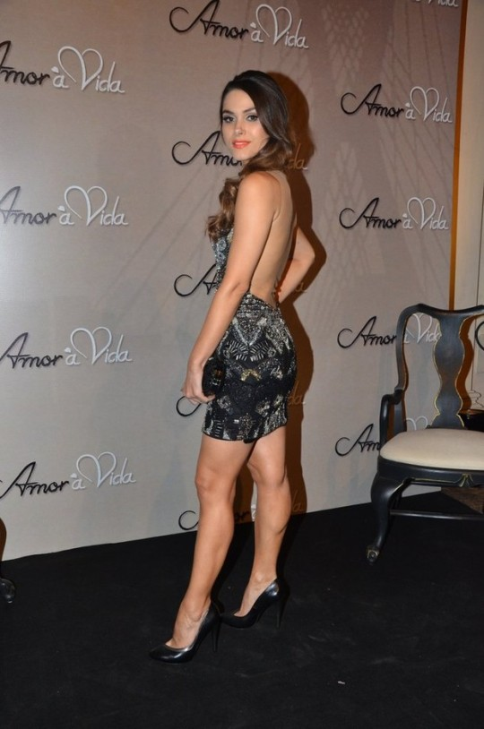 Fernanda Machado - achei sexy