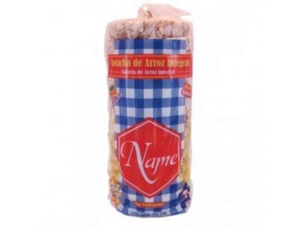 Projeto Saúde:: Biscoito de arroz integral (3/6)