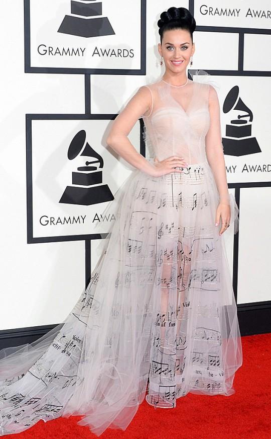 Katy Perry de Valentino
