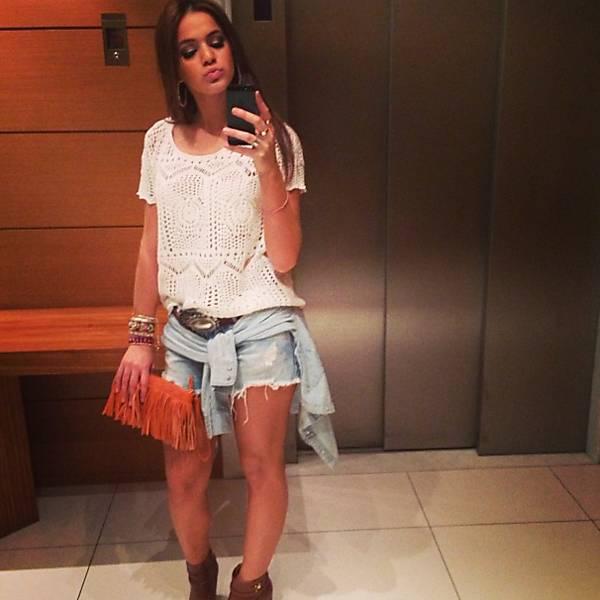 Look das Famosas:: Bruna Marquezine (5/6)