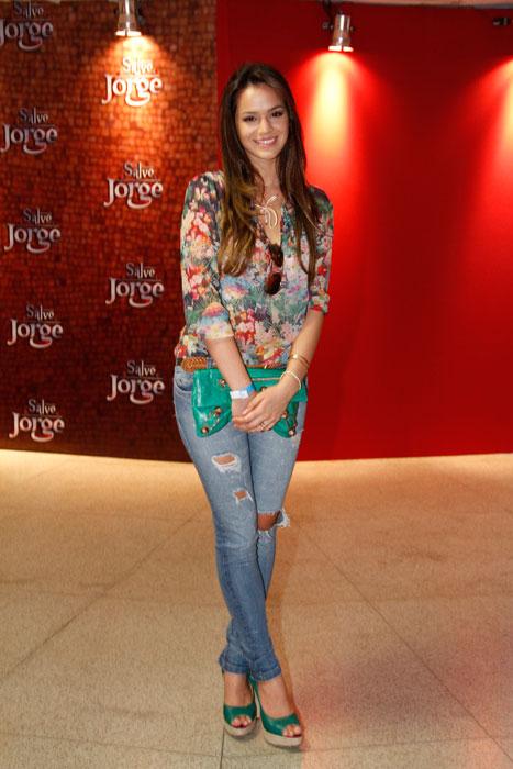 Look das Famosas:: Bruna Marquezine (6/6)