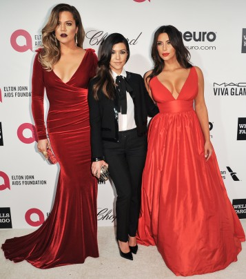 Khloe, Kourtney e Kim