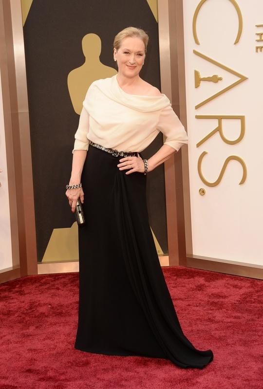 Meryl Streep de Lanvin