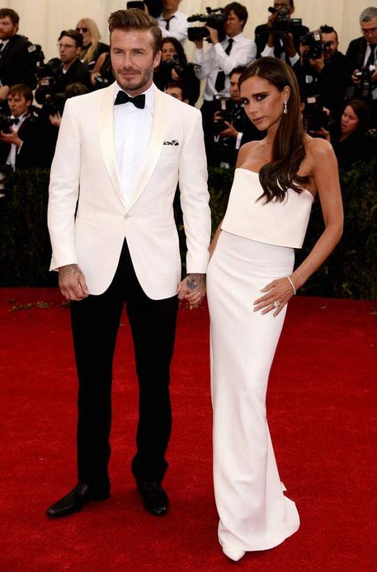 David e Victoria Beckham (Victoria Beckham)